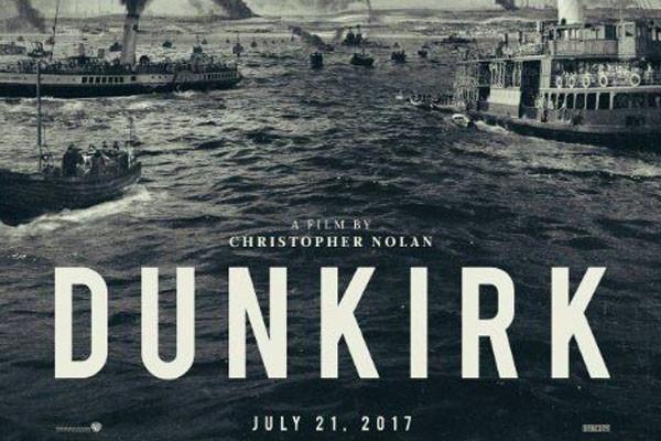 La próxima película de Cristopher Nolan se llama Dunkirk y ya tiene tráiler