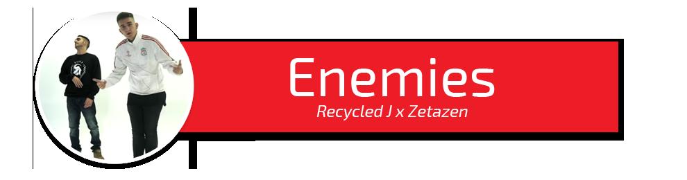 enemies - Recopilamos los 10 vídeos nacionales que marcaron el 2016