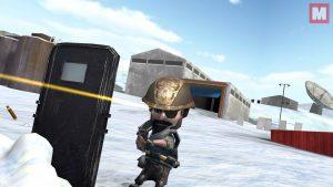 headshot 300x169 - La viciada del mes: analizamos el juego para móviles 'Warfriends'