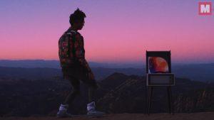 Jaden Smith rinde homenaje a Kid Cudi en el vídeo 'Fallen'