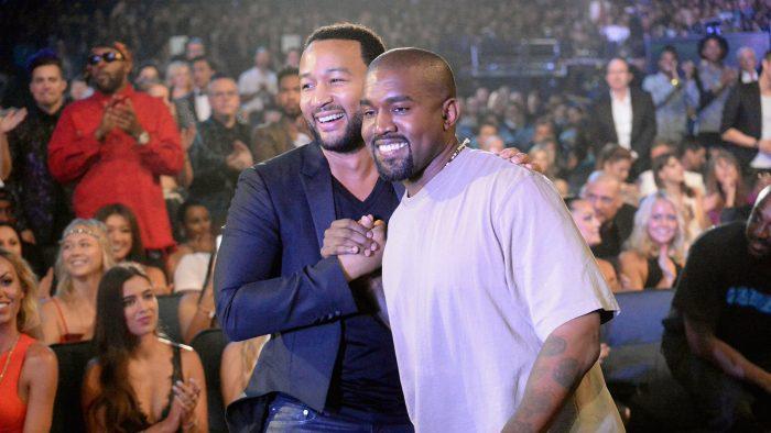 John Legend cree que el mundo necesita a Kanye West más que nunca