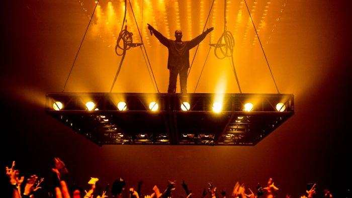 Kanye West cancela el paso del Saint Pablo Tour por Europa