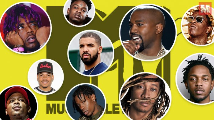 MTV ya ha decidido quién ha sido el mejor rapero del 2016
