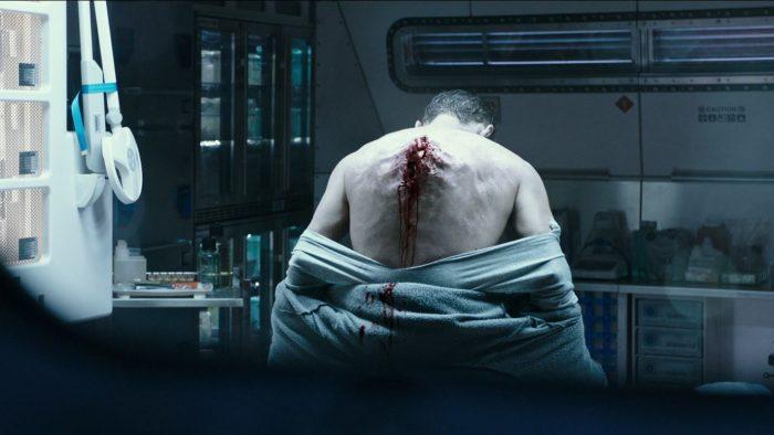 Ya está aquí el terrorífico tráiler de 'Alien: Covenant'