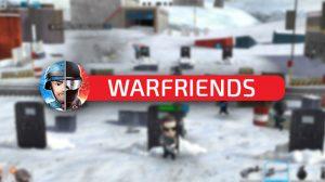 La viciada del mes: analizamos el juego para móviles 'Warfriends'