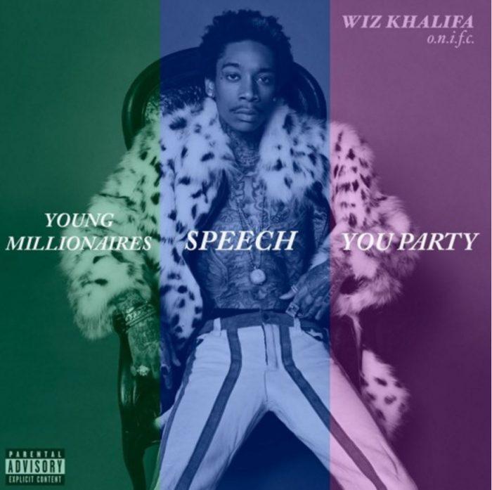 Wiz Khalifa lanza tres nuevos temas para celebrar el cuarto aniversario de su álbum 'O.N.I.F.C.'