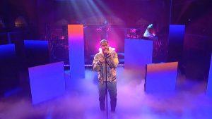 Big Sean estrena 'Sunday Morning Jetpack' en directo para SNL