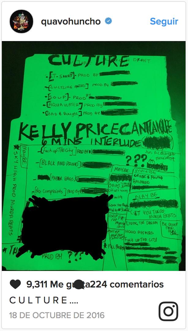 Captura de pantalla 2017 01 27 a las 13.26.13 - Ya está aquí 'Culture', el nuevo y esperado álbum de Migos