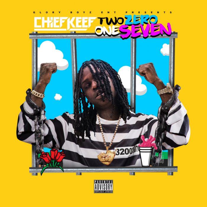 Chief Keef estrena su nueva mixtape 'Two Zero One Seven'
