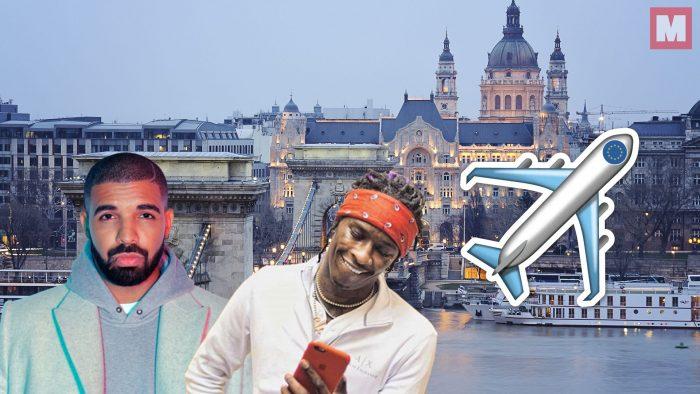 Young Thug podría ser el invitado de lujo a la gira de Drake por Europa