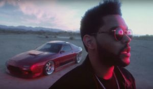 The Weeknd presenta el psicodélico videoclip de 'Party Monster'