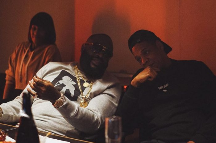 Rick Ross y Jay Z se reúnen de nuevo en el estudio