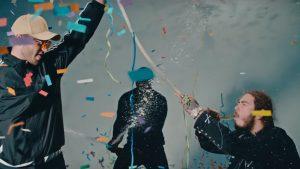 Post Malone y Quavo están de celebración en 'Congratulations'