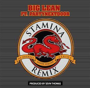 PARTYNEXTDOOR se una a Big Lean para el remix de 'Stamina'