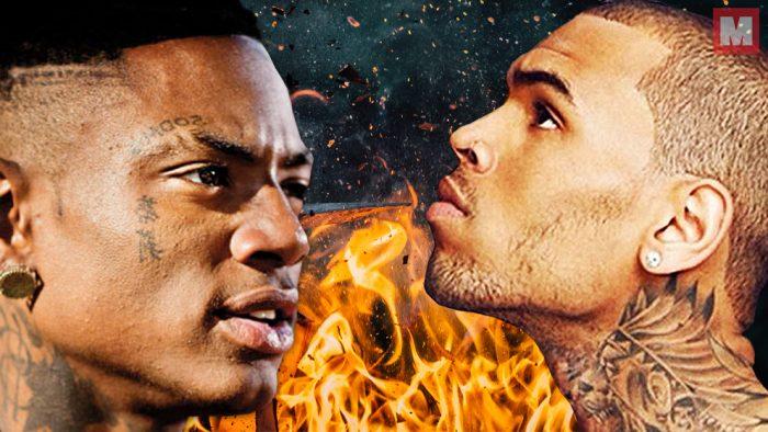Todo sobre el beef entre Chris Brown y Soulja Boy