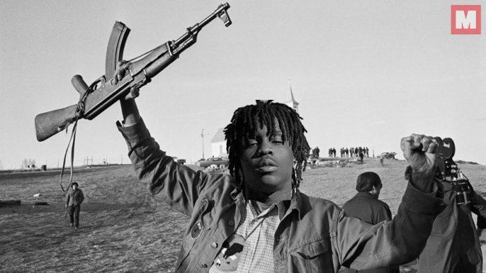 Detienen a Chief Keef por asaltar la casa de su ex productor con un AK-47