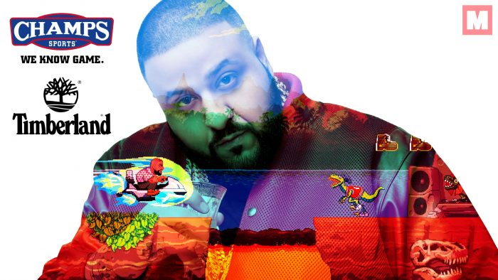 DJ Khaled acaba de estrenar su propio videojuego
