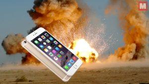 Un iPhone 7 explota en las propias manos de su propietario
