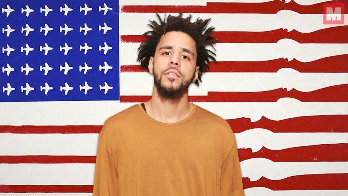 J. Cole saca su lado más crítico en el single 'High For Hours'