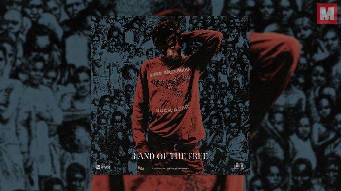 Joey Bada$$ lanza una canción protesta con 'Land Of The Free'