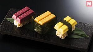 Kit Kat lanzará sus propias piezas de sushi en Tokyo