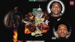 Ya está aquí 'Culture', el nuevo y esperado álbum de Migos