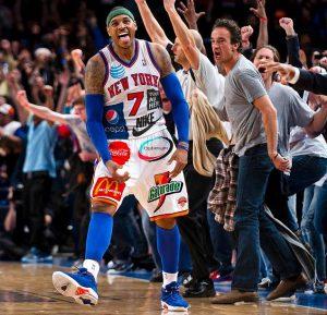 La publicidad llega a las camisetas de la NBA