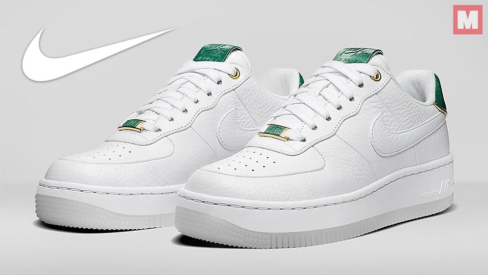 d25aa9b98be92 Nike celebra el Año Nuevo chino con la nueva colección Air Force 1  Jade
