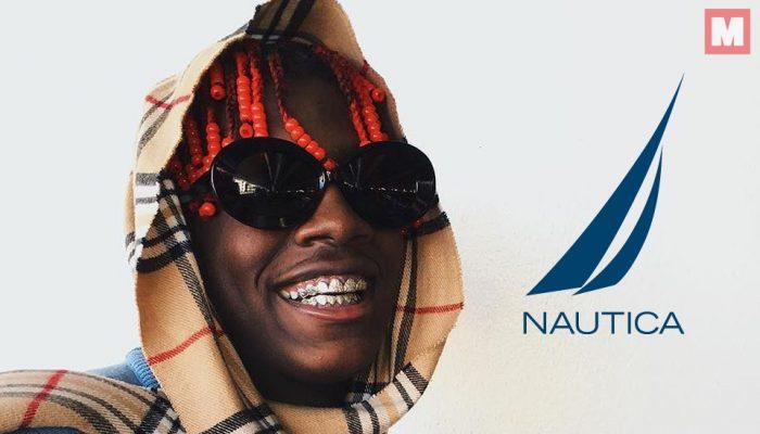 Nautica incorpora a Lil Yachty como diseñador creativo