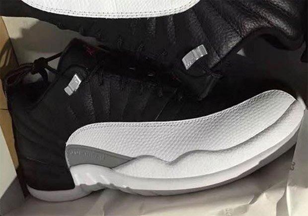 El próximo remake de Jordan: las Air Jordan 12 Playoff Edition