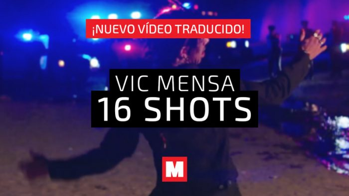 Traducimos '16 shots', el vídeo más reivindicativo de Vic Mensa