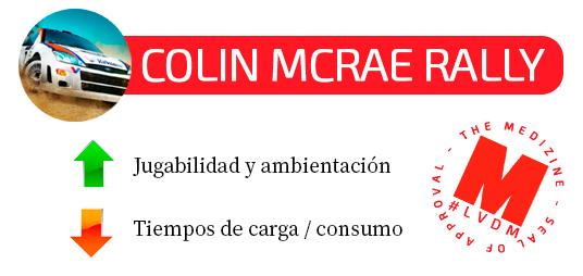 viciada mes sello - La viciada del mes: Enganchados al Colin McRae Rally