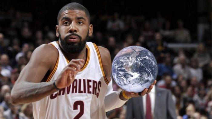 Kyrie Irving se pone en contra de la ciencia y dice que la Tierra es plana