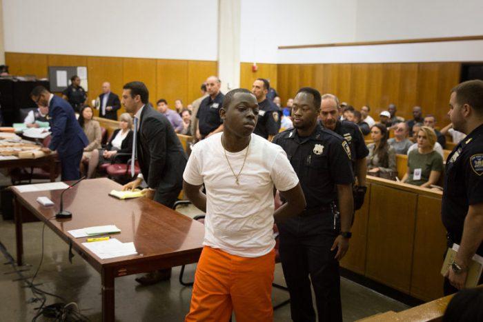 Bobby Shmurda alargará su estancia en prisión tras declararse culpable de contrabando