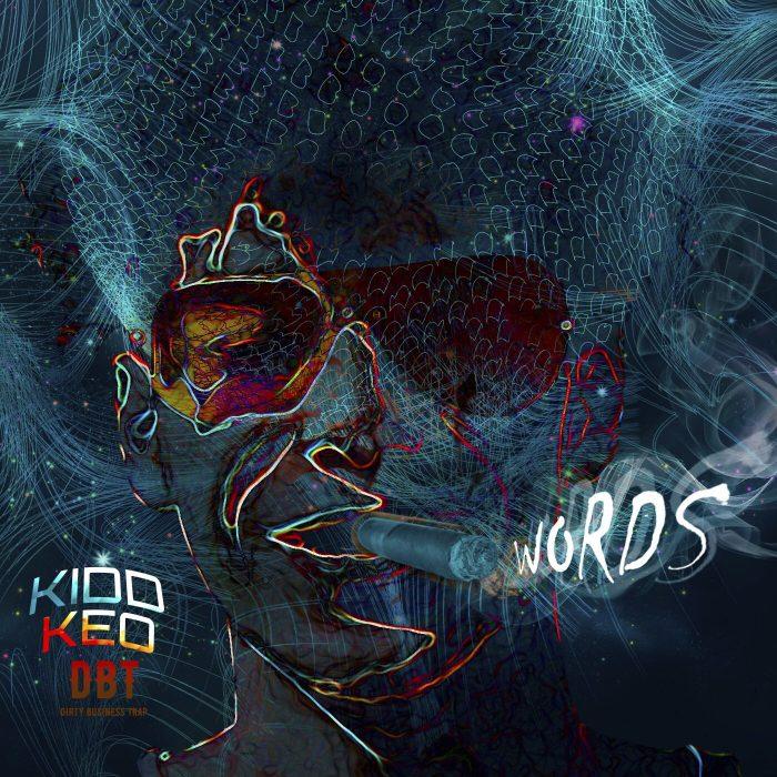 El último single de Kidd Keo lleva por nombre 'Words'