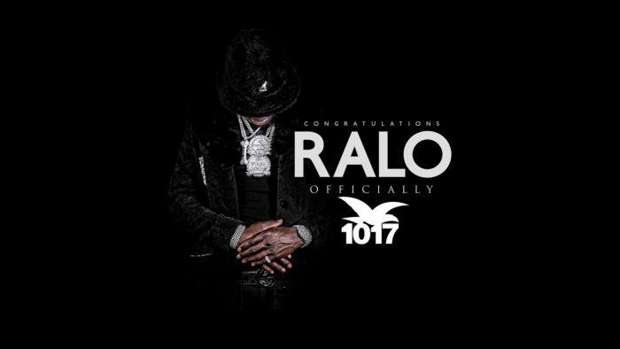 Gucci Mane estrena su sello 1017 Eskimo Records y Ralo es su primer fichaje millonario