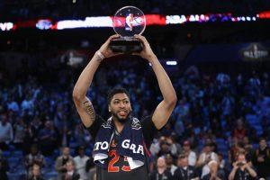 Los mejores momentos del All-Star Weekend 2017 de la NBA
