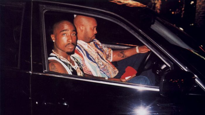 El BMW 750iL en el que murió tiroteado Tupac se pone a la venta