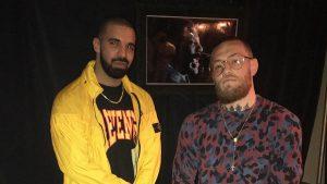 Conor McGregor vuelve a demostrar en una entrevista que es un gran fan de Drake