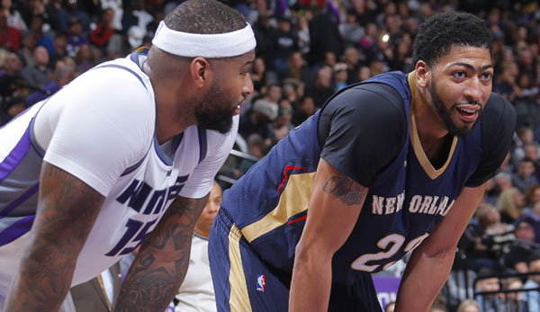 DeMarcus Cousins se va traspasado a los New Orleans Pelicans