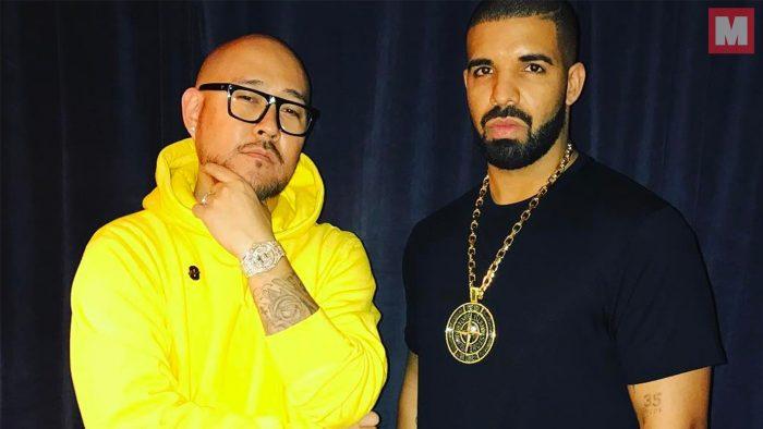Drake estrena su nueva cadena fabricada por Ben Baller