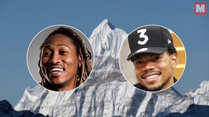 Future y Chance The Rapper publican un adelanto de su nuevo single 'My Peak'