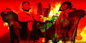 Saturación de colores en 'Here We Go Again', el último vídeo de $UICIDEBOY$ y GERM