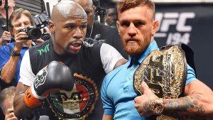 Conor McGregor y Floyd Mayweather llegan por fin a un acuerdo para pelear