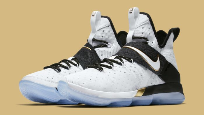 Las Nike LeBron 14 reciben su modelo en homenaje a la cultura negra