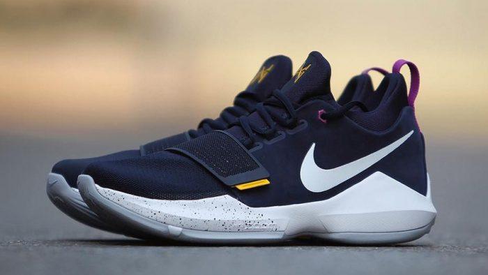 Nike junto a Paul George lanzan las nuevas zapatillas PG 2