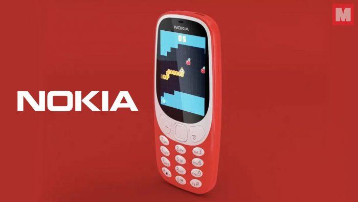Nokia relanzará al mercado su mítico modelo 'Nokia 3310'