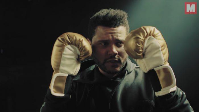 The Weeknd protagoniza el vídeo de su colección 'Spring Icons' junto a H&M