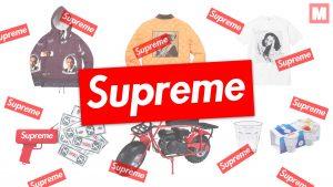 Ya está aquí la nueva colección de Supreme primavera/verano 2017