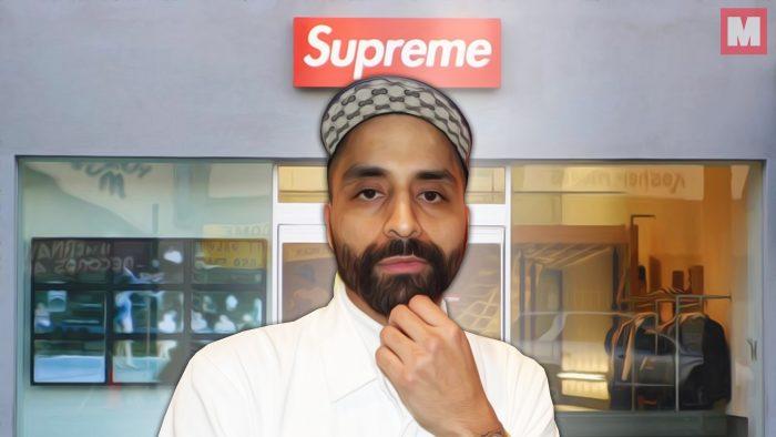 El Director de Marca de Supreme abandona su puesto
